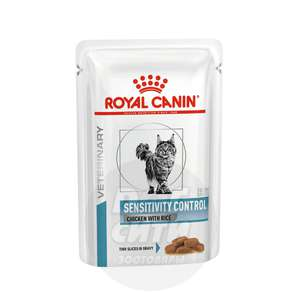 Royal Canin Sensivity Control, пауч