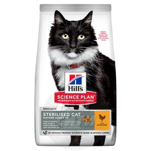 Hills SP Feline Mature 7+ Sterilised