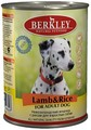 Berkley Lamb&Rice for Adult Dog