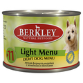 Berkley №11 Light Menu for Adult Dog