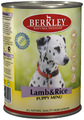 Berkley Lamb&Rice for Puppy