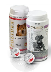 Polidex Glucogextron plus