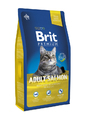 Brit Premium Adult Cat Salmon