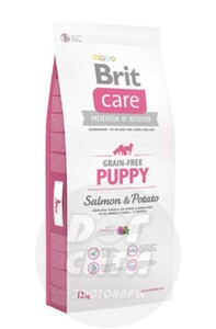 Brit Care Grain-free Puppy Salmon & Potato