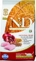 Farmina N&D Low Grain Cat Chicken & Pomegranate Neutered