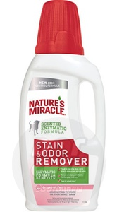 NM Dog Stain Odor Remover Pour