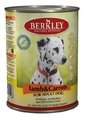 Berkley Lamb&Carrots for Adult Dog