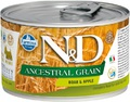 Farmina N&D Dog Ancestral Grain Boar & Apple Mini Wet Food