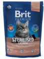 Брит Brit Premium Cat Sterilised Salmon