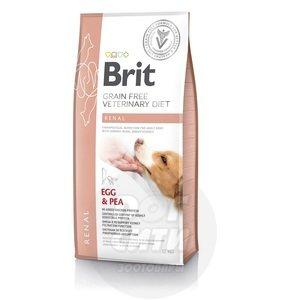 Brit Veterinary Diet Dog Grain Free Renal